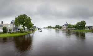 NETHERLANDS-RAINFALL-WEATHER