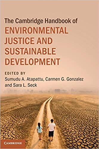 Virtual Book Launch: The  Cambridge Handbook of Environmental Justice and Sustainable Development.